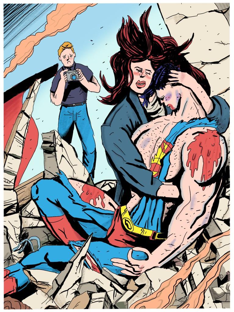 superman death los morlocks